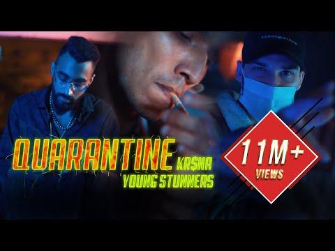 QUARANTINE - Young Stunners | Talha Anjum x Talhah Yunus x KR$NA ( Music )