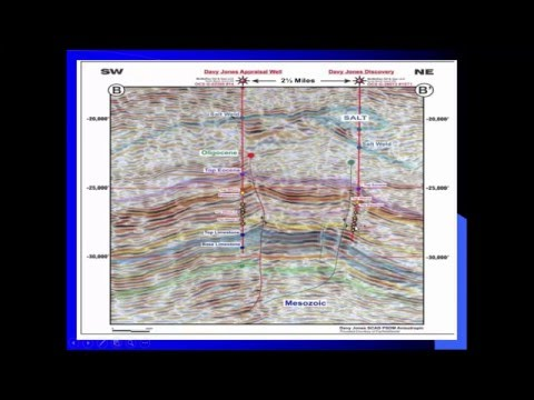 Walt Wornardt: Seismic Stratigraphic Correlation of Miocene to Cretaceous -Gulf of Mexico