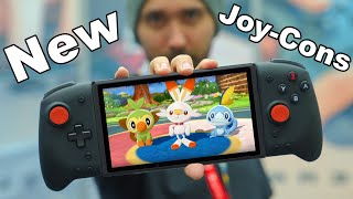 New Nintendo Switch Joy-Cons FINALLY