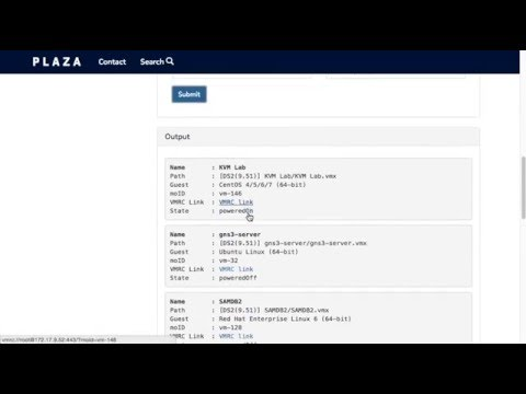 Building Web front end for Python scripts with Flask