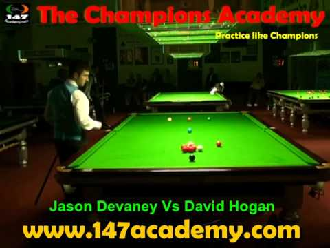 2011 Irish National Snooker Final
