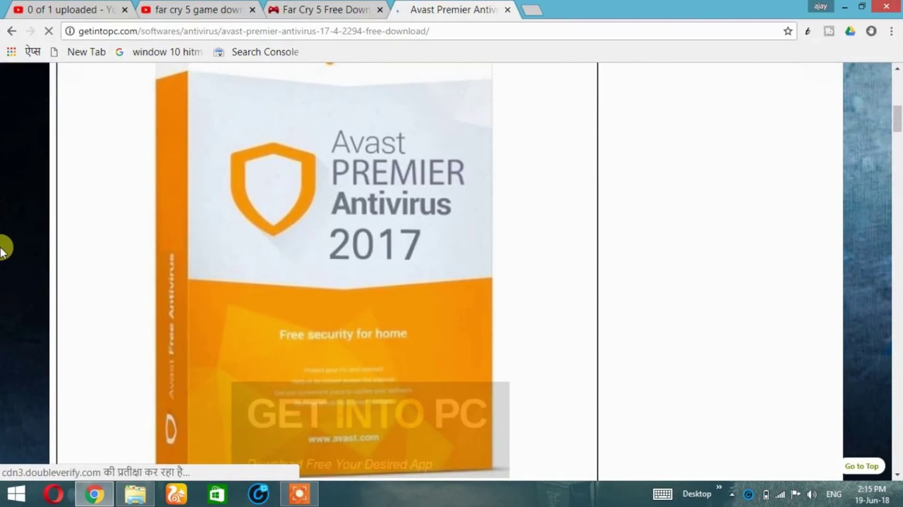 avast antivirus full version 2018