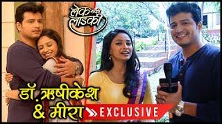 Lek Mazhi Ladki | Ashutosh Kulkarni & Sayali Deodhar Exclusive Interview | Star Pravah Serial