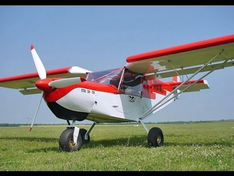 Flight in the Zenith STOL CH 701 powered by the Jabiru 2200 engine (85-hp)