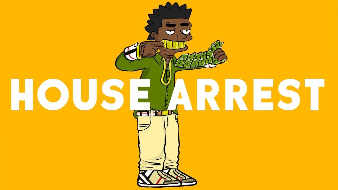 House Arrest Type Beat Lyrics Home Sweet Home