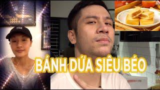 Làm Bánh Dứa Đài Loan ăn Trung Thu // Chị Giang chê bánh dứa siêu béo siêu ngọt// Dinology