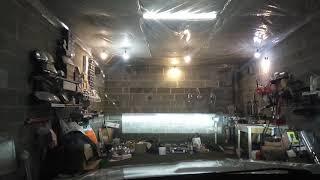 71  Skoda Octavia Tour Часть 2 , установка линз , чистка фар , ксенон
