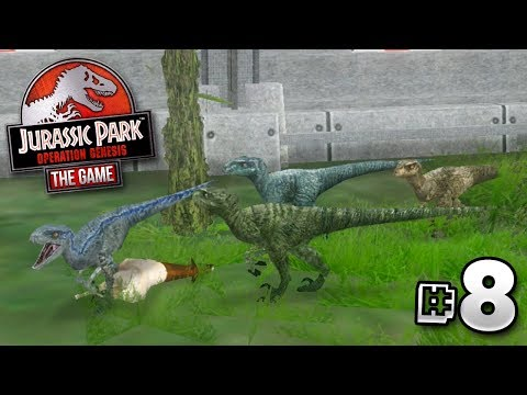 Download Youtube: Raptor Squad! - Jurassic Park Operation Genesis | Ep8