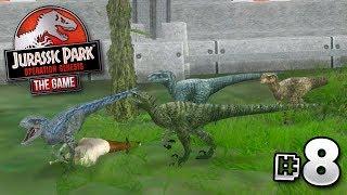 Raptor Squad! - Jurassic Park Operation Genesis | Ep8