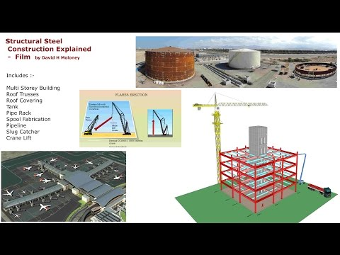 Structural Steel Construction Explained