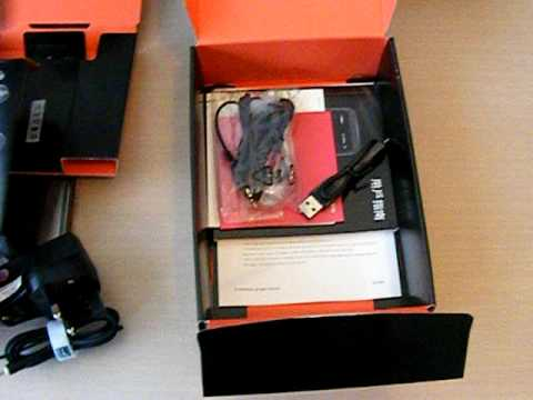 Nokia 5530 XpressMusic Unboxing Video