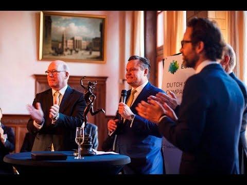 Dutch Star Companies ONE Celebrates IPO on Euronext