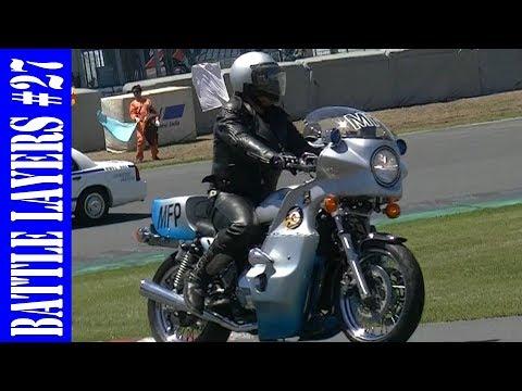 マッドマックス・グースのホイールスピンに憧れた人、手ェ~挙げろっ! バトルレイヤーズ~コスプレバイク最強決定戦~#27