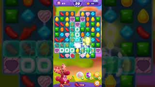 Candy Crush Friends Saga Level 203 NO BOOSTERS  A S GAMING