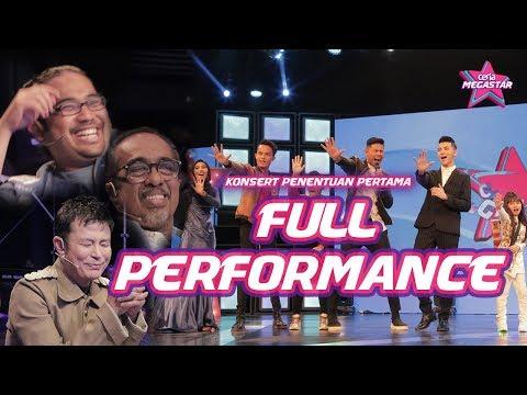 Ceria Megastar - [FULL] Konsert Penentuan 1 Ceria Megastar I Nabil Johan Sabri Yunus