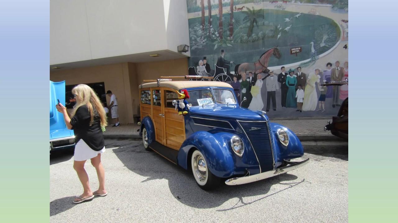 MGCC FL Cocoa Village Spring Car Show YouTube - Cocoa car show