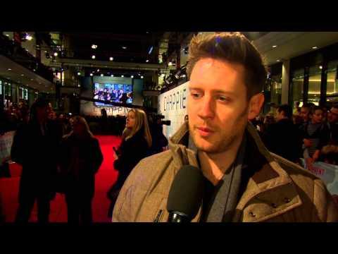 Chappie: Director Neill Blomkamp Berlin Movie Premiere