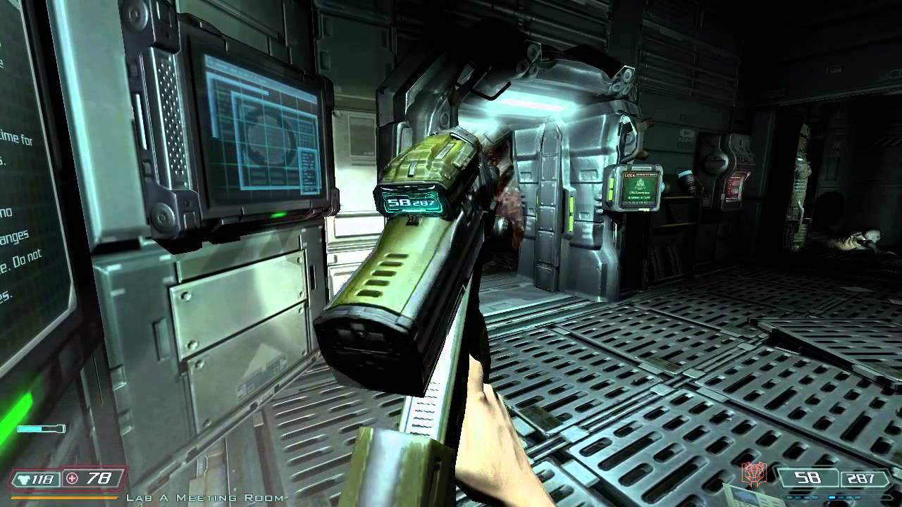 Harvey pda doom 3 codes