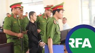 Nguyễn Mai Trung Tuấn: Hình ảnh thế hệ dân oan tiếp nối © Official RFA