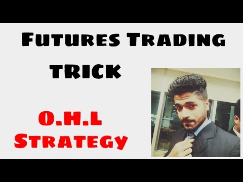 Futures Trading with OHL strategy by Smart Trader