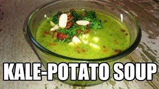 Healthy Kale-Potato Soup
