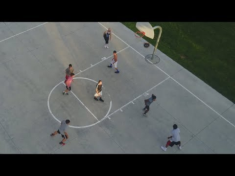 SHOOTING HOOPS WITH THE DRONE!! - Daily Dose S2Ep321