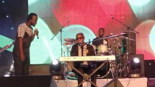 Kwadwo Akwaboah Snr & Akwaboah Jnr perform