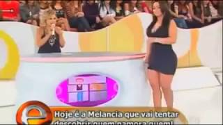 Brazil talk show big ass booty shake twerk