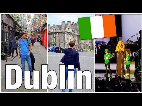 DUBLIN | Maior Comunidade Brasileira Na Europa | Show Mariah Carey