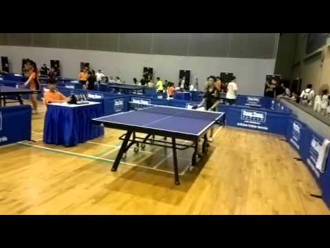 adidas table tennis 2014