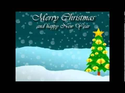 Merry Christmas Eve 2016 Whatsapp video fireworks images pic quotes ...