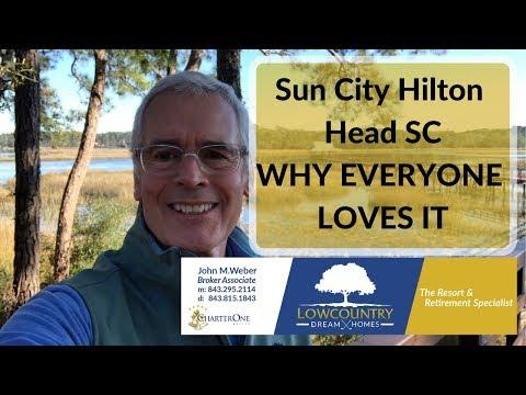 Sun City Hilton Head SC WHY EVERYONE LOVES IT