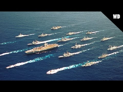 The World's Largest Navy Exercise