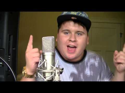 All Around The World-Cover-Sung By Cole Campbell!