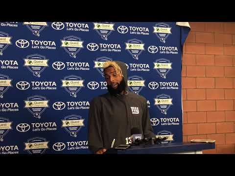 Odell Beckham sounds like a changed man. Will this new attitude last?   Steve Politi