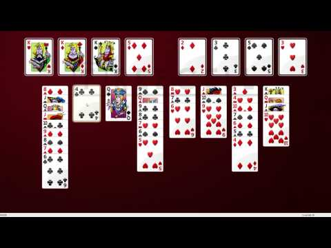 Solution to freecell game #24238 in HD