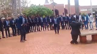 Best of Z.C.C university Choir 2017