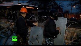 Крым берет под защиту бойцов «Беркута»