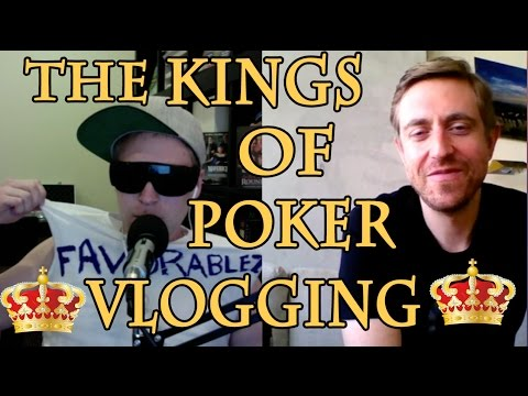 The Kings of Poker Vlogging with Andrew Neeme