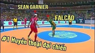 Khi Vua Futsal đụng độ Vua Bóng đá đường phố CỰC NGẦU ► Huyền thoại đại chiến ⚽ Hài Bóng Đá ⚽