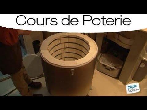 Faire De La Poterie : Les Modes De Cuisson - Youtube