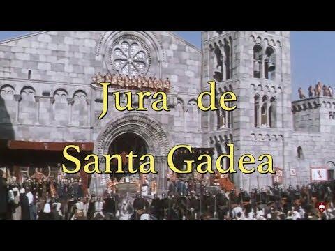 El Cid y Alfonso VI; Jura de Santa Gadea. Romance cantado por Eduardo Paniagua