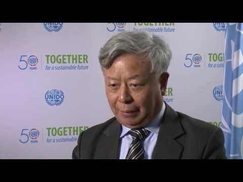 Interview with AIIB President, JIN Liqun