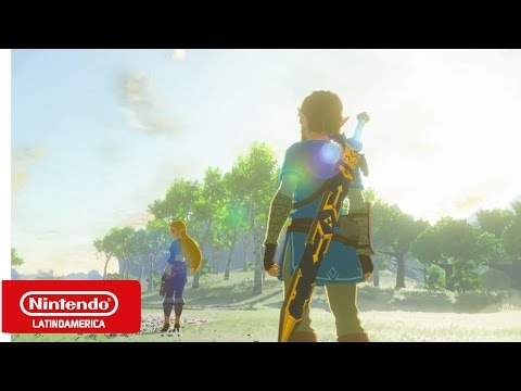 The Legend Of Zelda: Breath Of The Wild (Doblaje Latino Oficial)