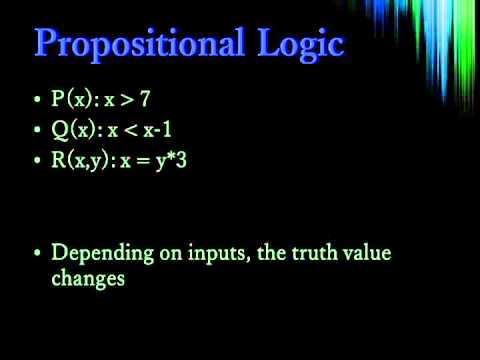 Discrete Mathematics 3: Sets and Quantifiers