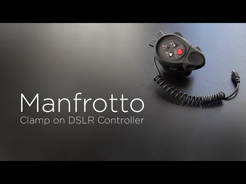 Manfrotto DSLR Video Clamp on Remote