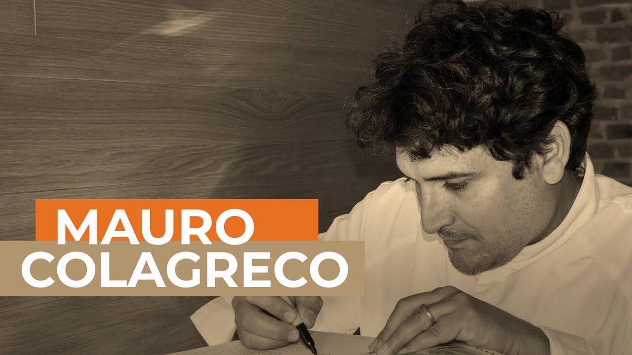 Chef Mauro Colagreco Alle Tavole Accademiche Unisg