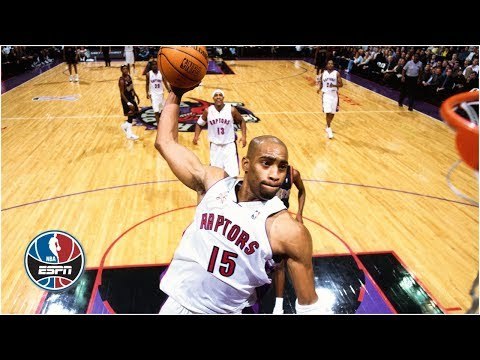 Vince Carter's Own Words vs. Vinsanity's Greatest Dunks & Clutch Shots In His NBA Career