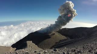 Semeru Volcano by Drone thumbnail