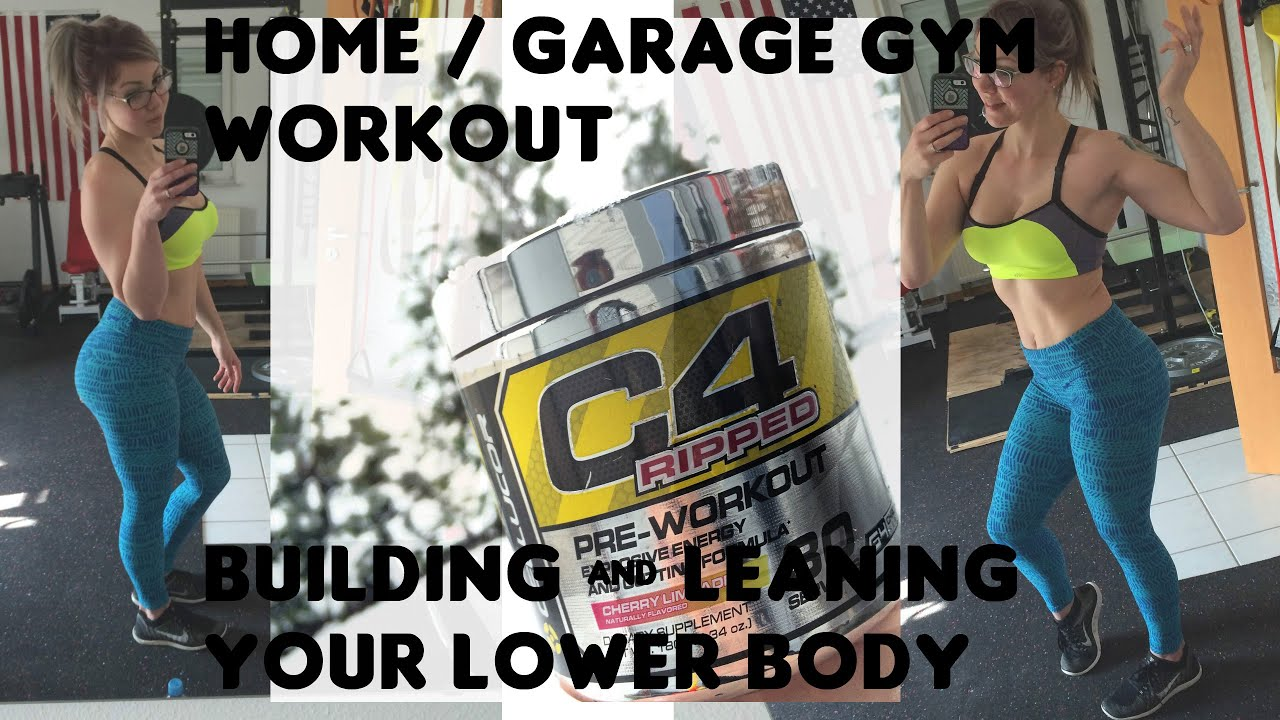 Essentials to equip your ultimate home or garage gym for under